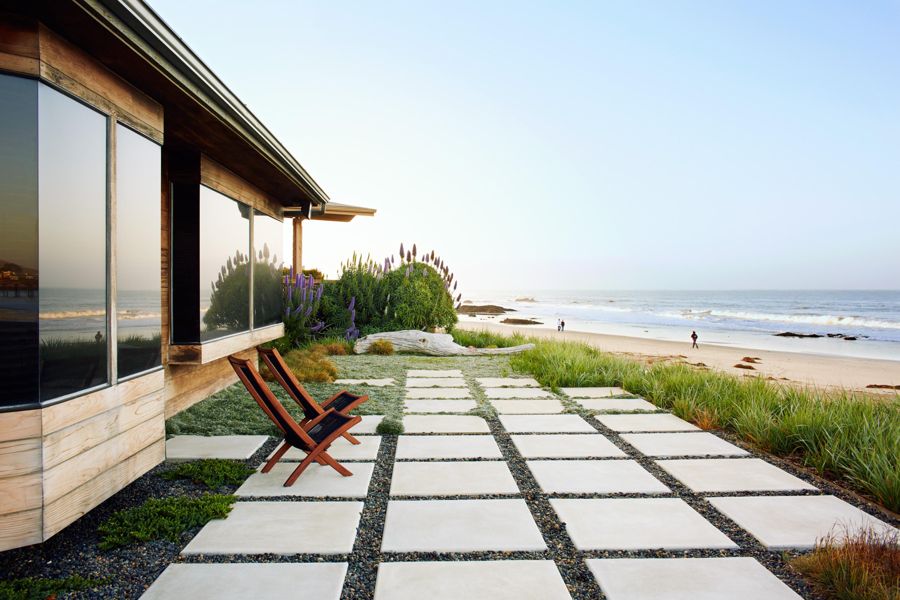 - Sunset Magazine on Backyard Beach Landscape Design id=96427