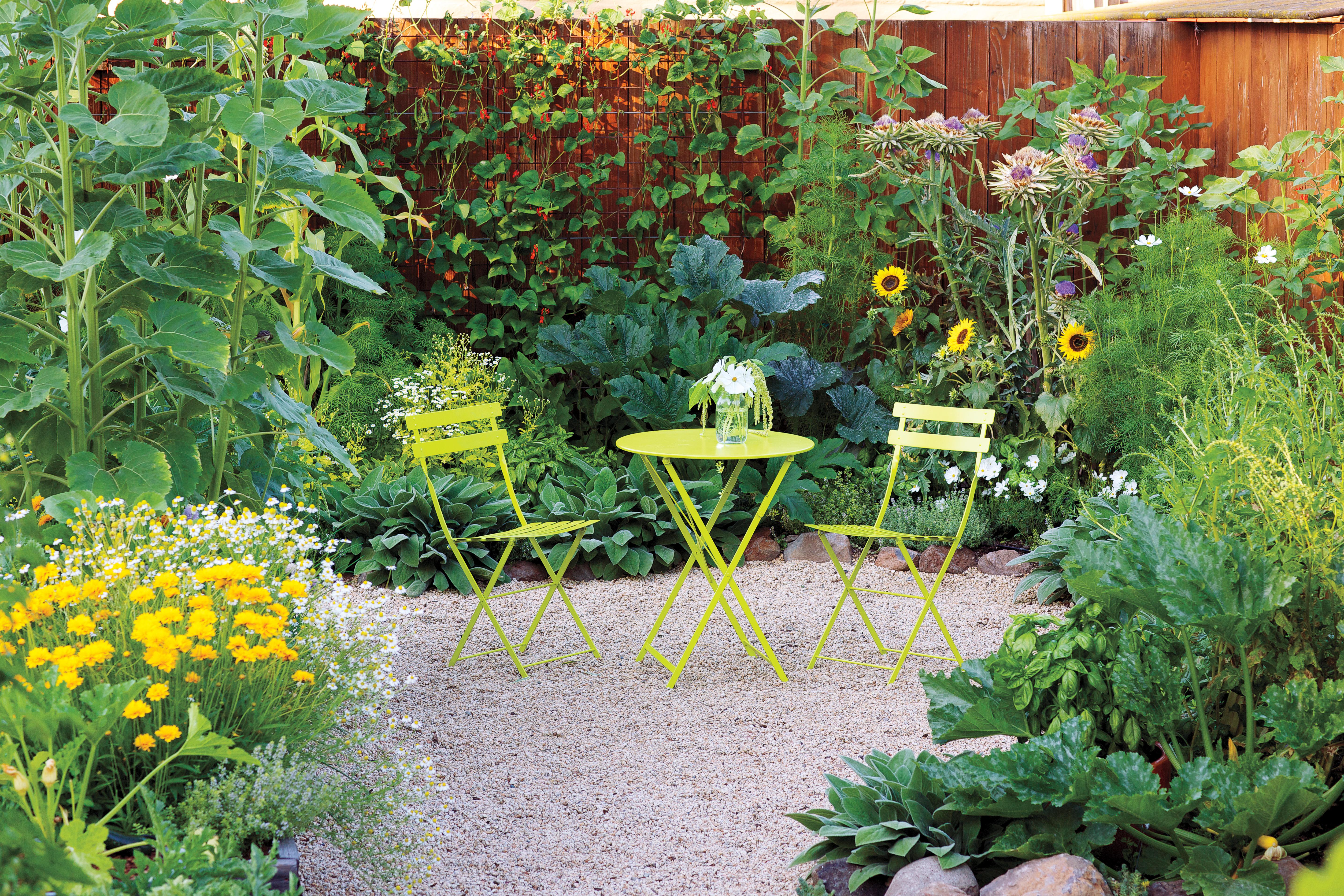 4 Easy-Care Flower Bed Ideas - Sunset - Sunset Magazine on shade gardening zone 3, landscaping zone 3, roses zone 3,
