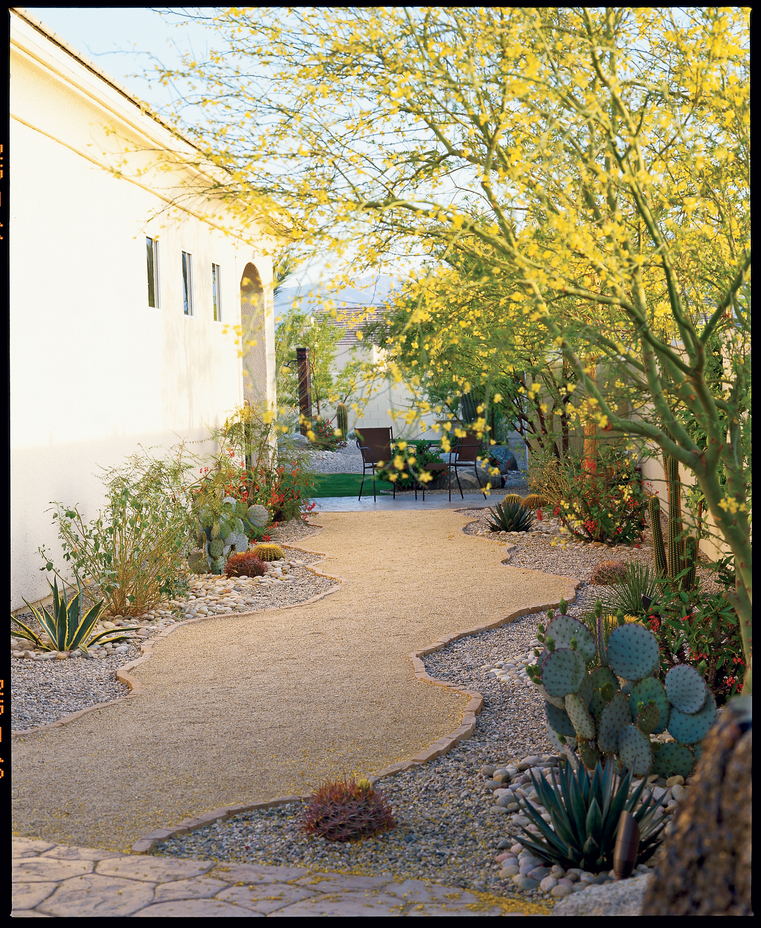 river rocks entry garden. Inviting Entrance River Rocks Entry Garden