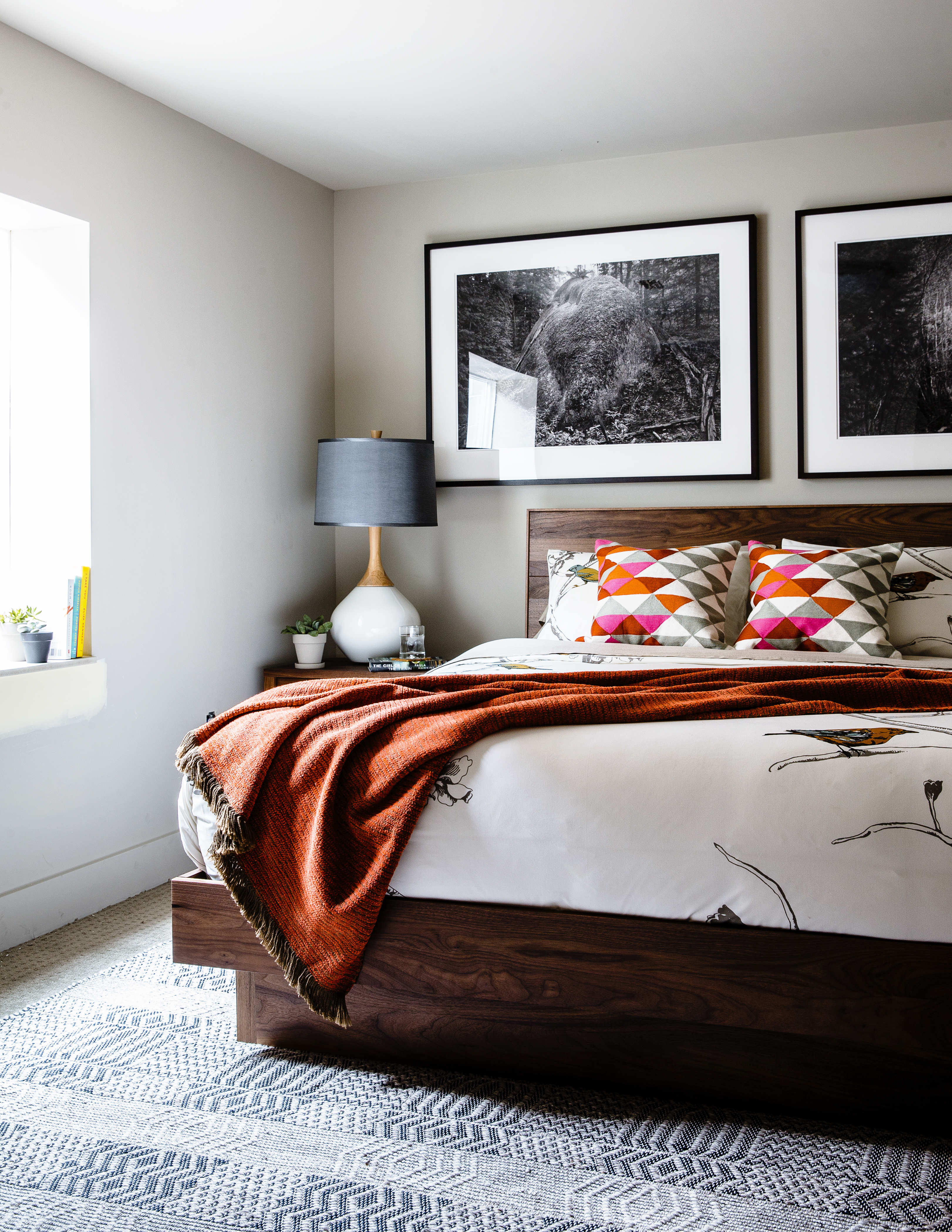 11 ideas for a more colorful bedroom sunset magazine warm accents sisterspd