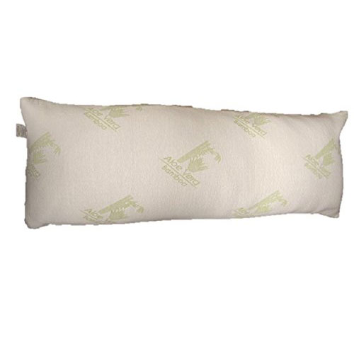 Memory Foam Cool Comfort Body Pillow