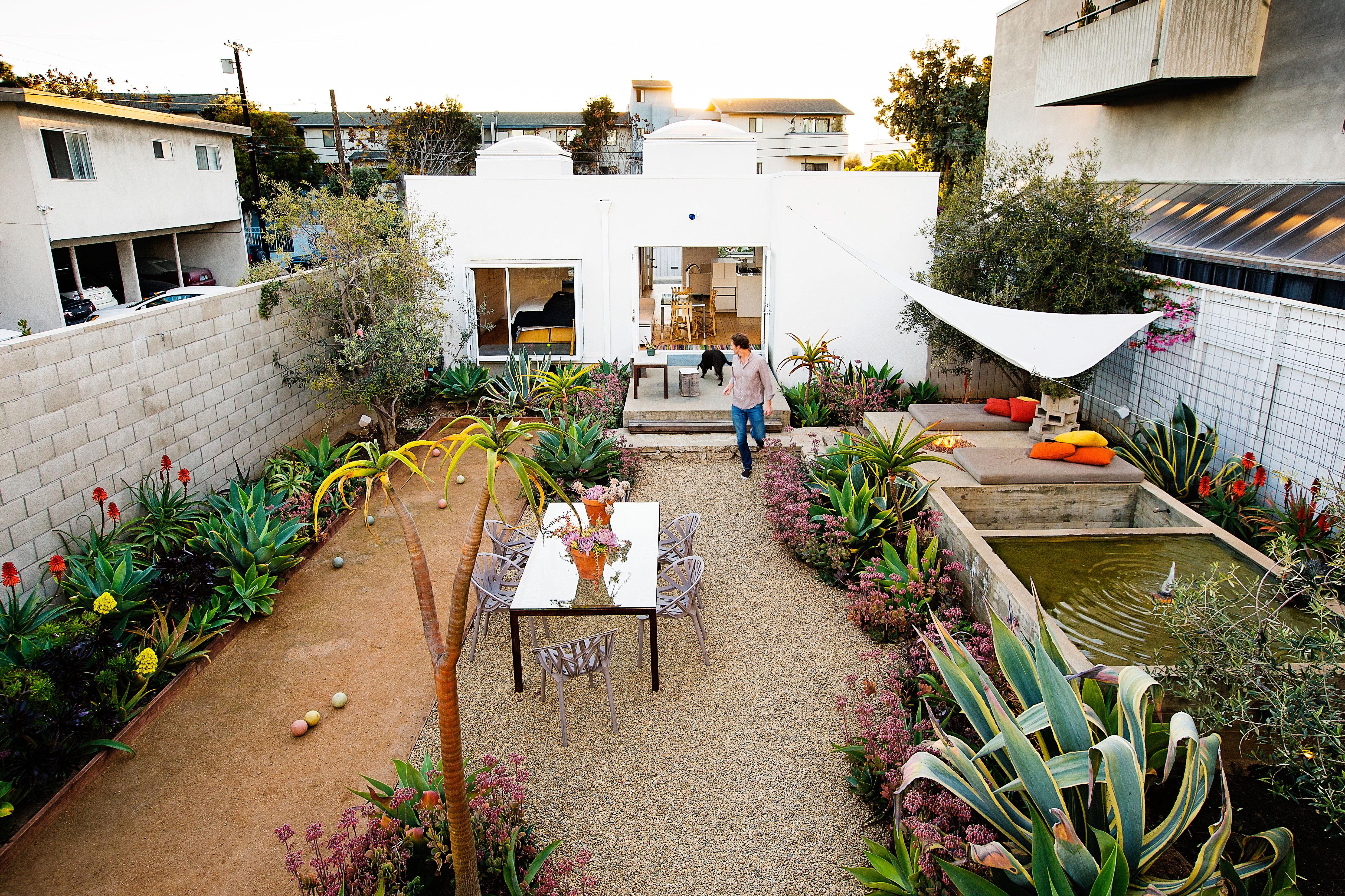 Bento Box Outdoor Living Spaces Sunset Magazine