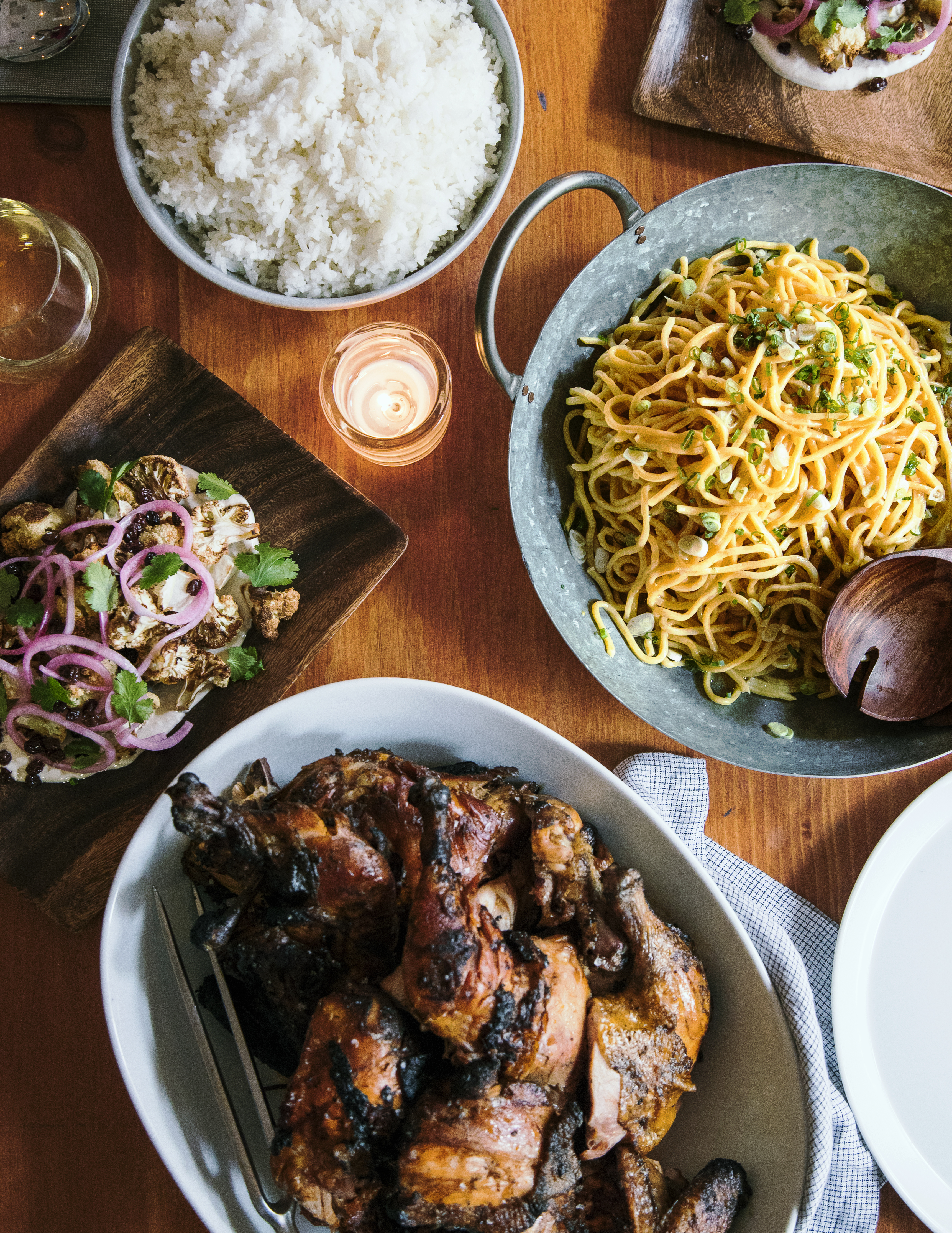 how to throw a filipino food dinner party sunset magazine
