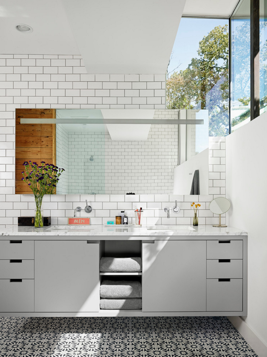 Stylish Ways to Decorate With Subway Tile - Sunset Magazine
