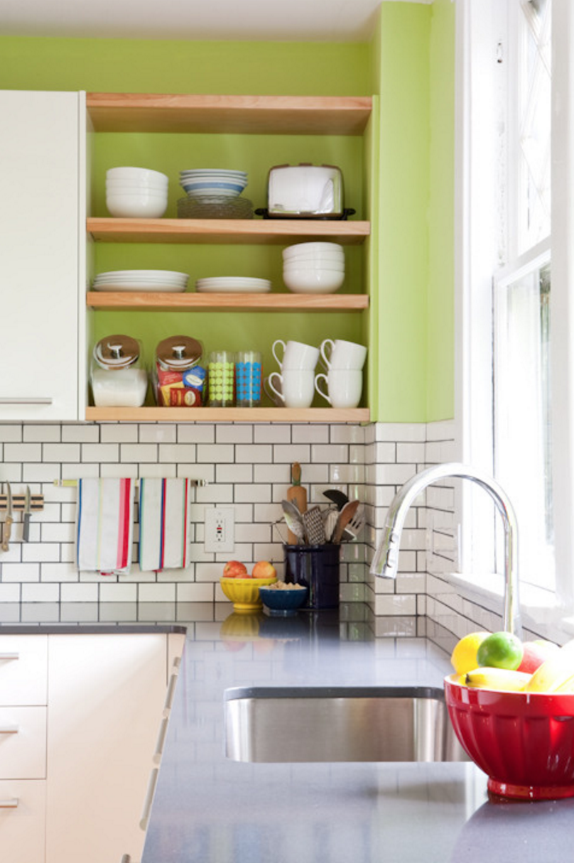The Classic Tile Is Hardly Boring In These Modern