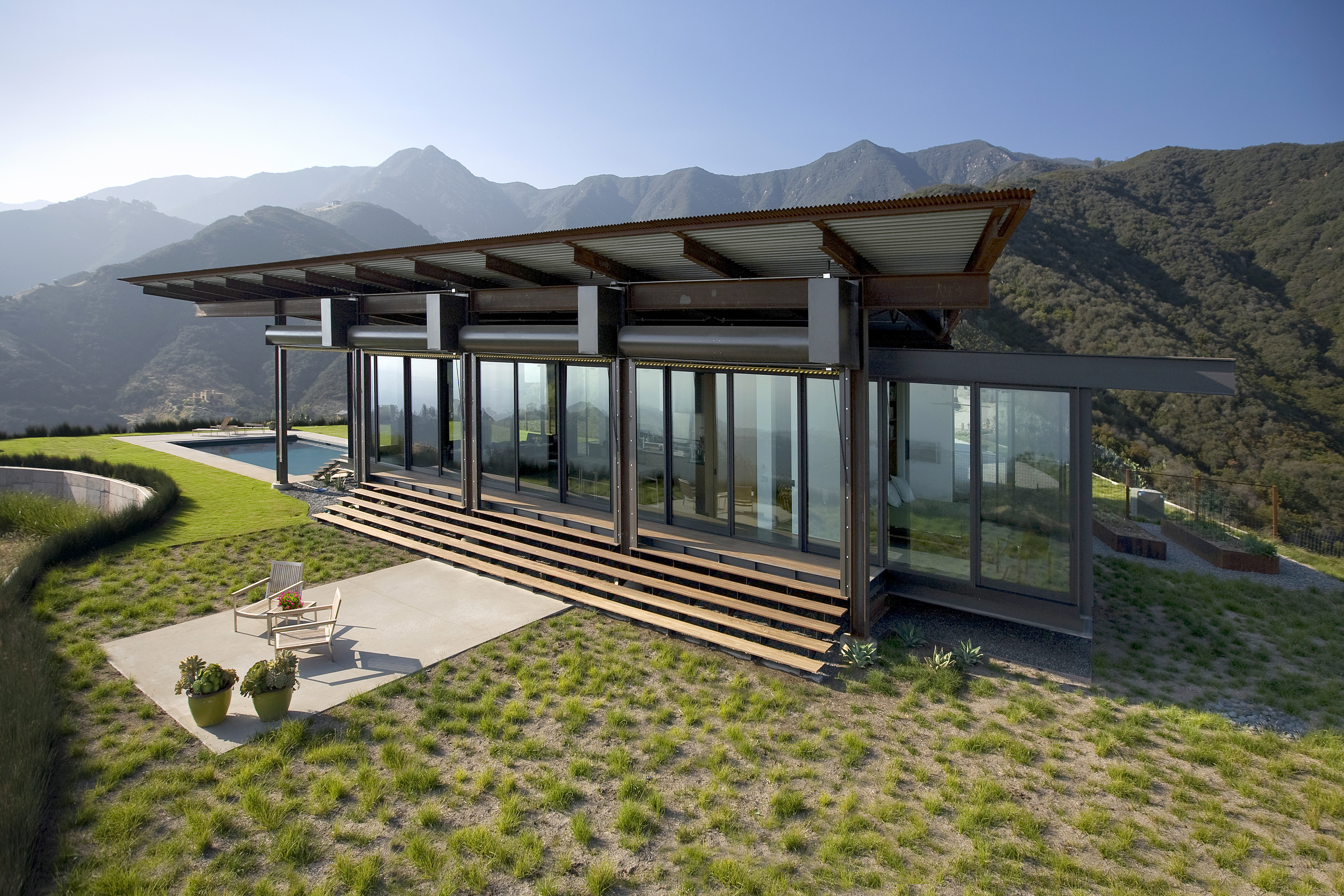 amazing home architecture. Mountain views 13 Amazing Homes with a View  Sunset Magazine
