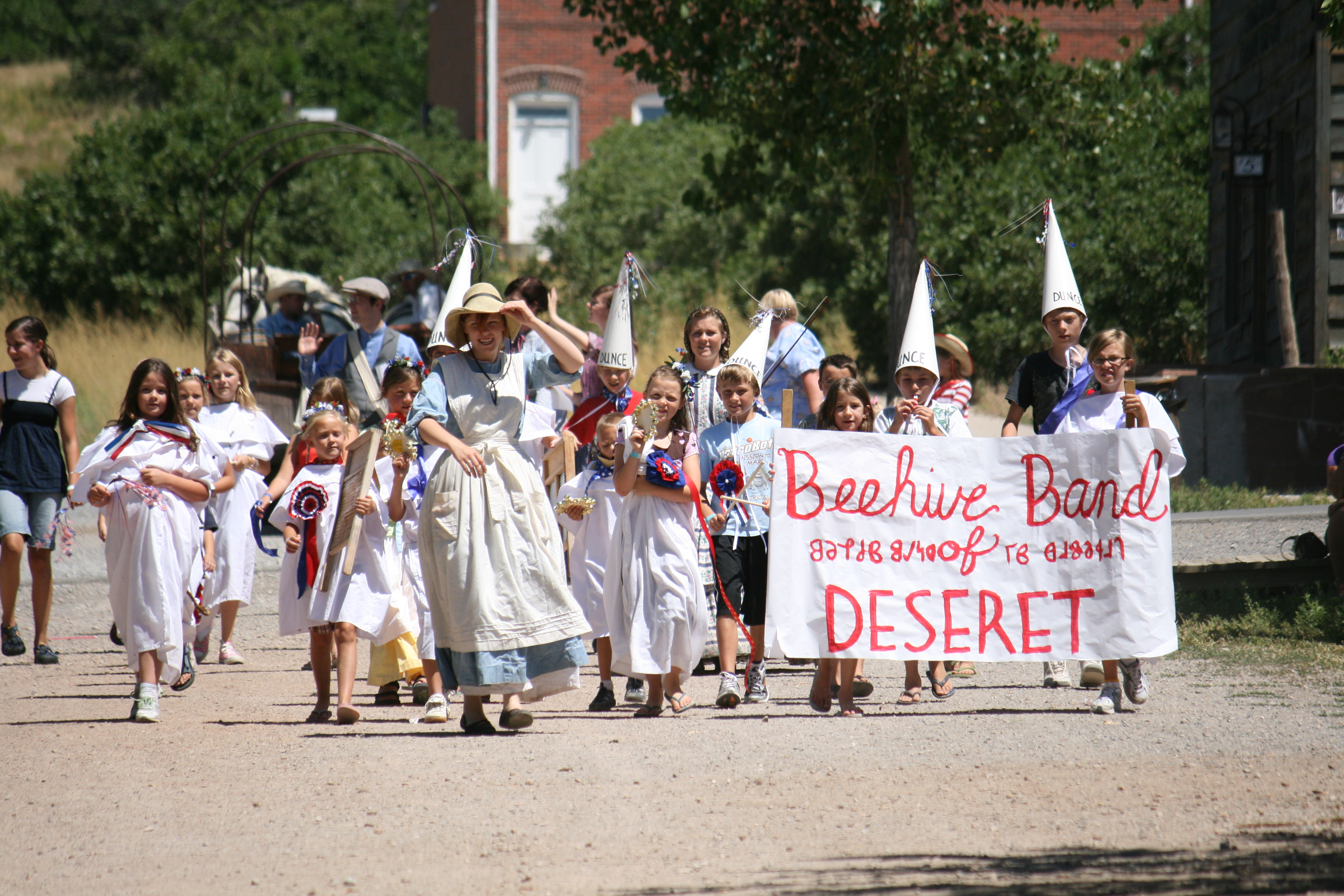 Pioneer Days at This Is The Place Heritage Park, Salt Lake City, UT, Jul 24
