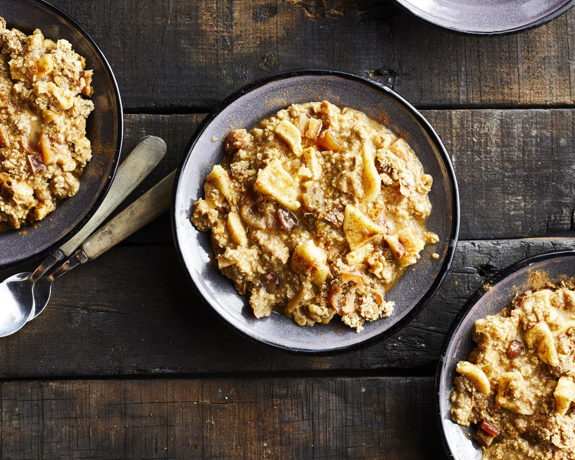 5 Savory Oatmeal Recipes to Make Over Your Breakfast Bowl