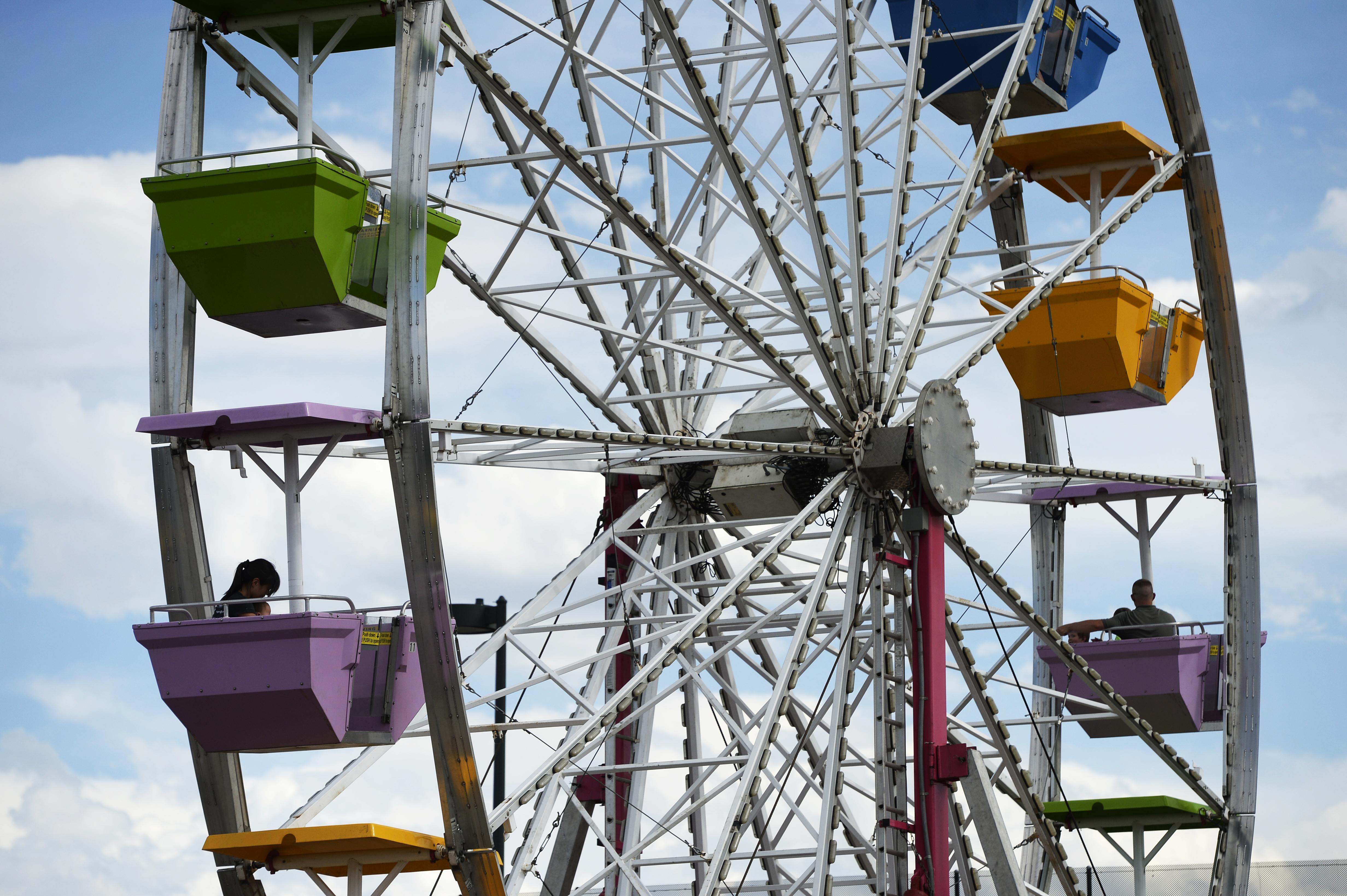 Denver County Fair, Denver, CO, Jul 13-15