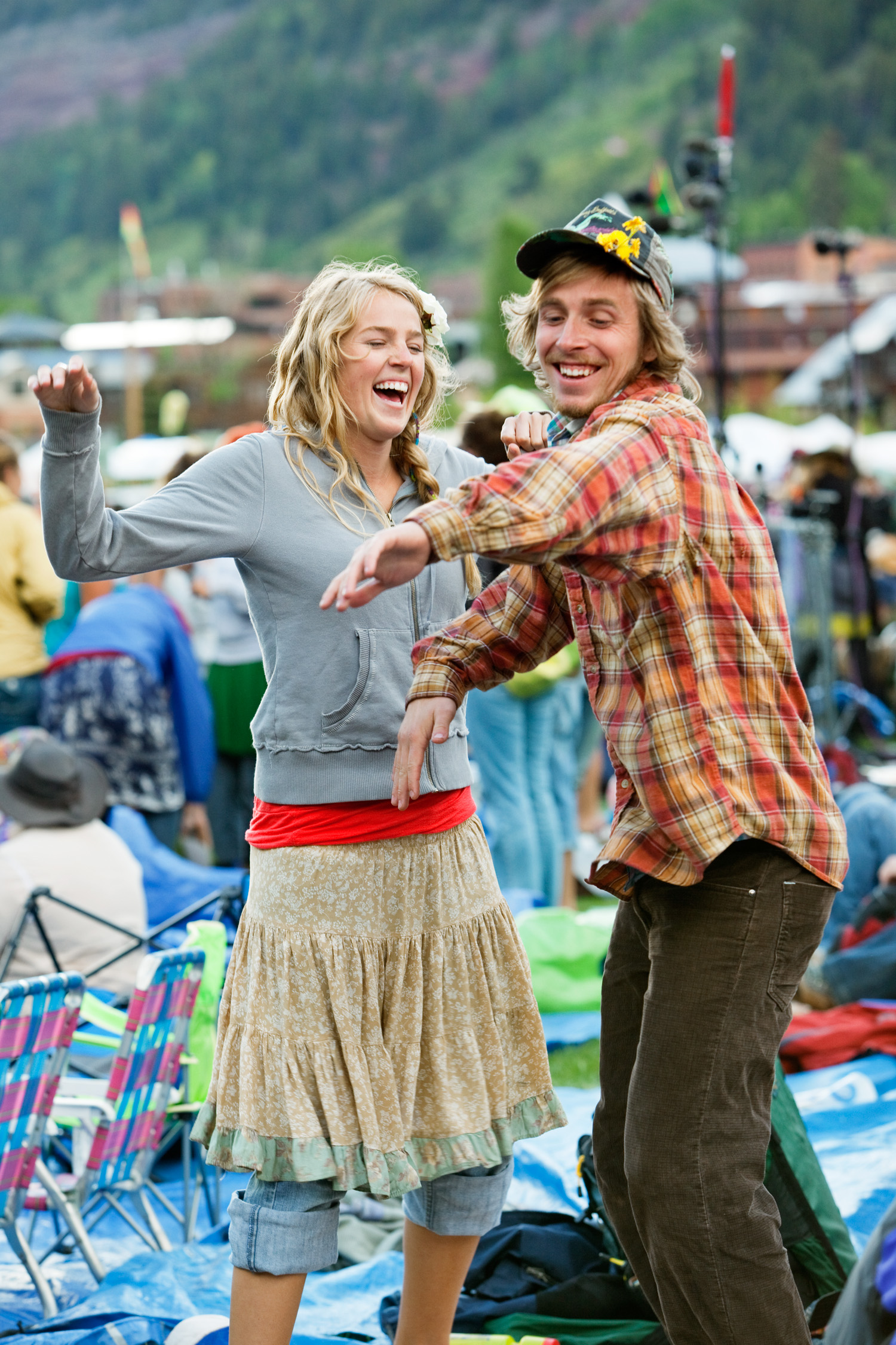 Telluride Bluegrass Festival, Telluride, CO, Jun 21–24