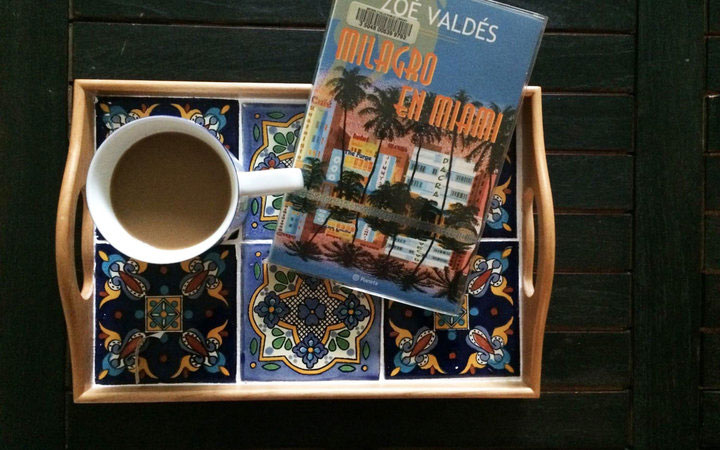 Handmade Travel Talavera Tile Serving Tray