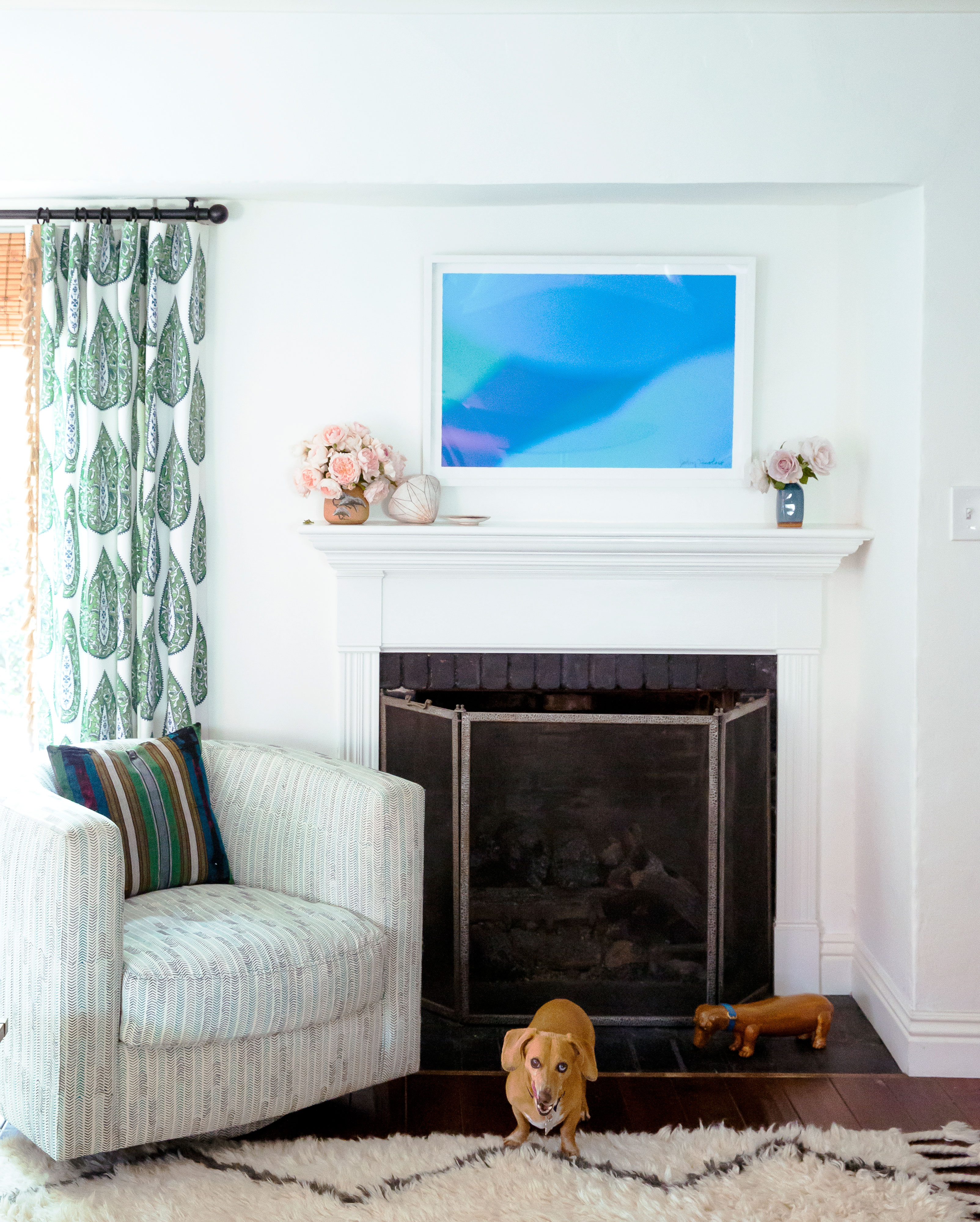 Designer Nathan Turner brings his sunny, spirited style to his ...