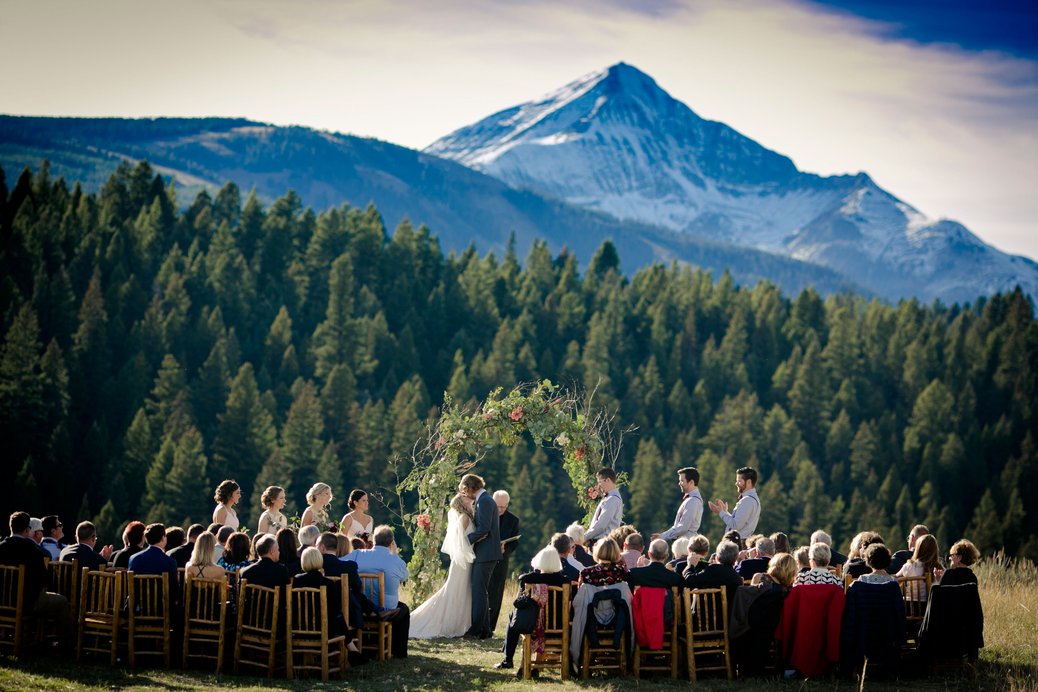 Mountain Wedding Venues: 17 Most Unforgettable Wedding Venues In The West