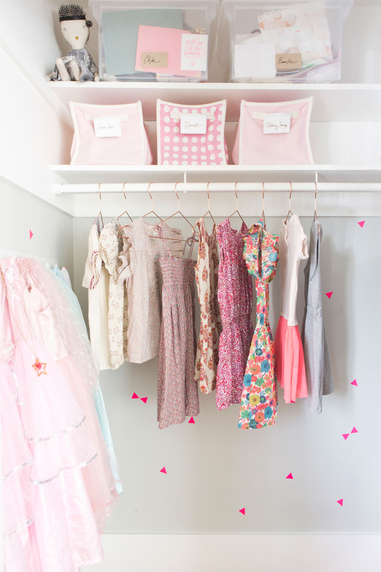 Smart Strategies for Kids' Room Organization