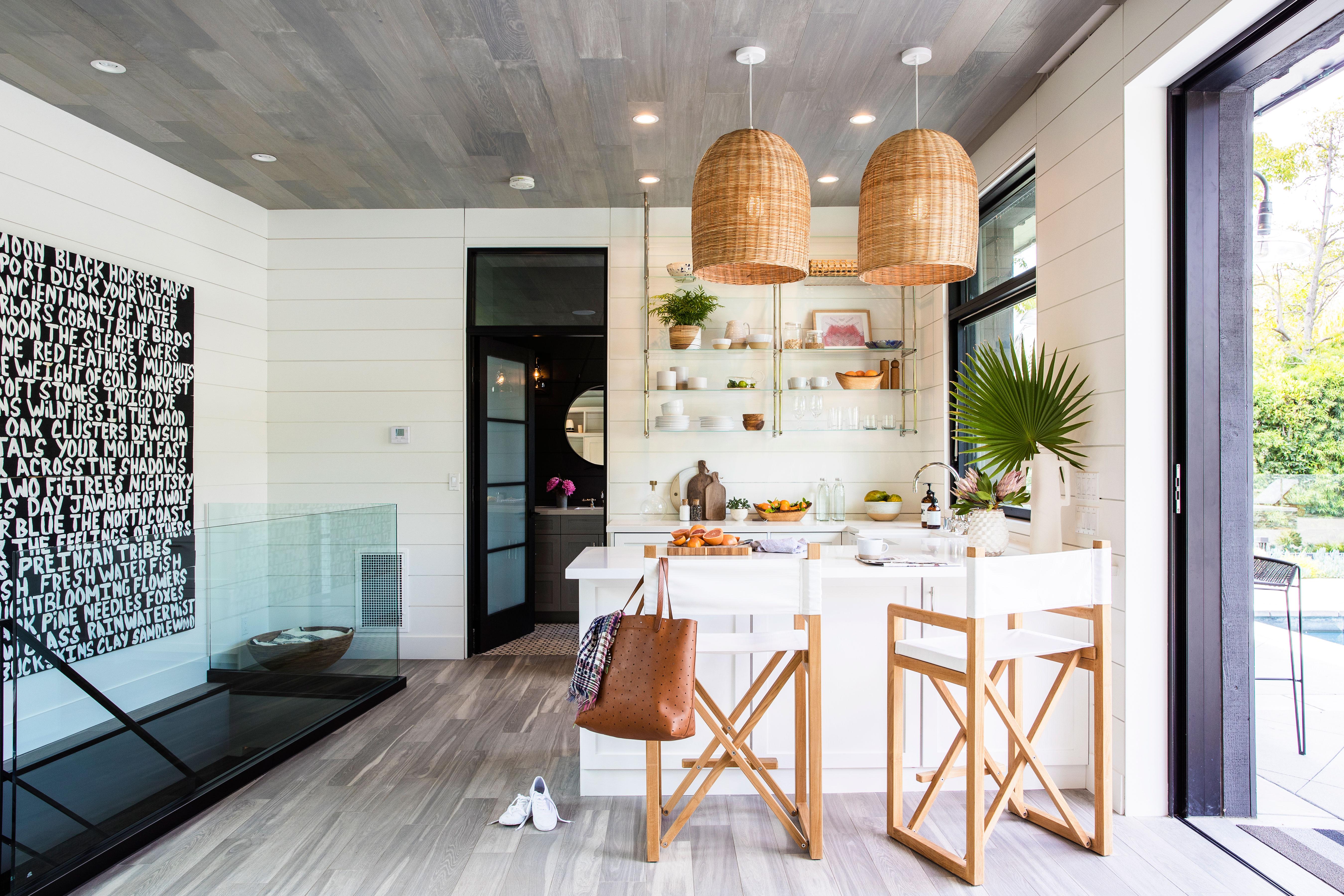 28 inspiring small homes sunset magazine for Sunset magazine house plans