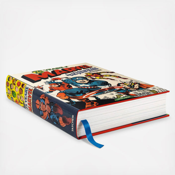 Taschen 75 Years of Marvel Comics Book