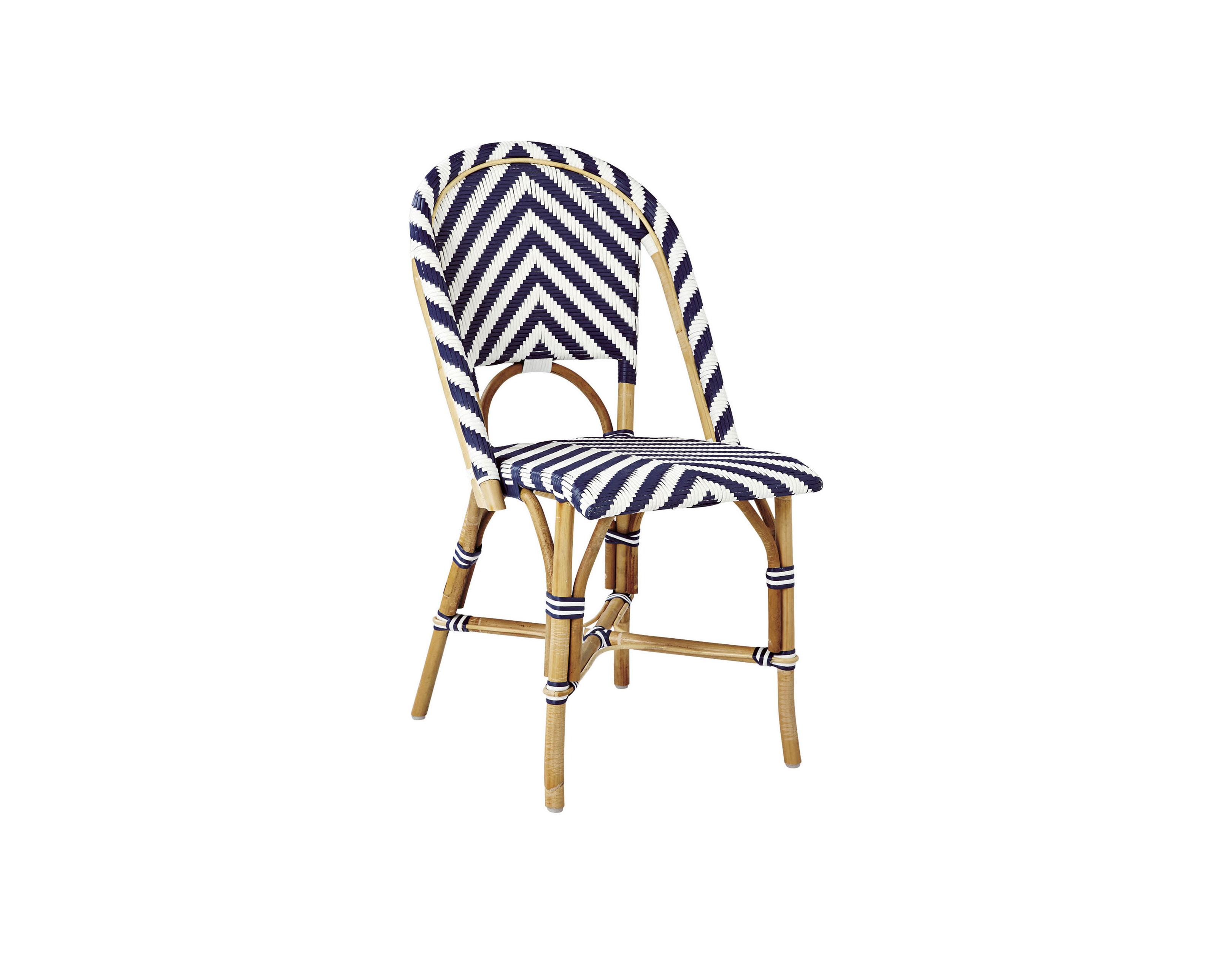 Riviera Dreams. Chevron Riviera Side Chair ...