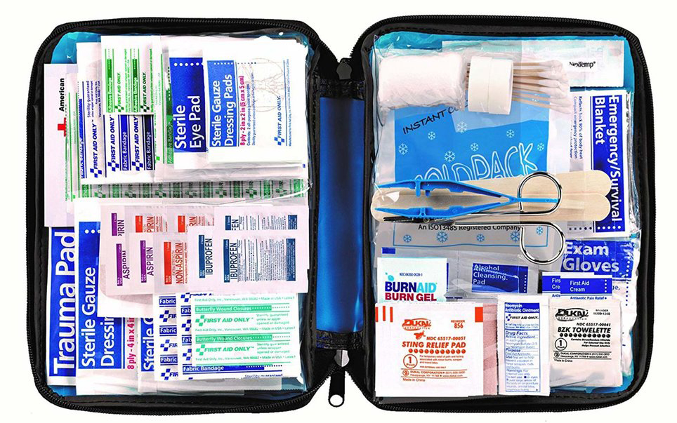 Have a Ready-to-Go Health Kit