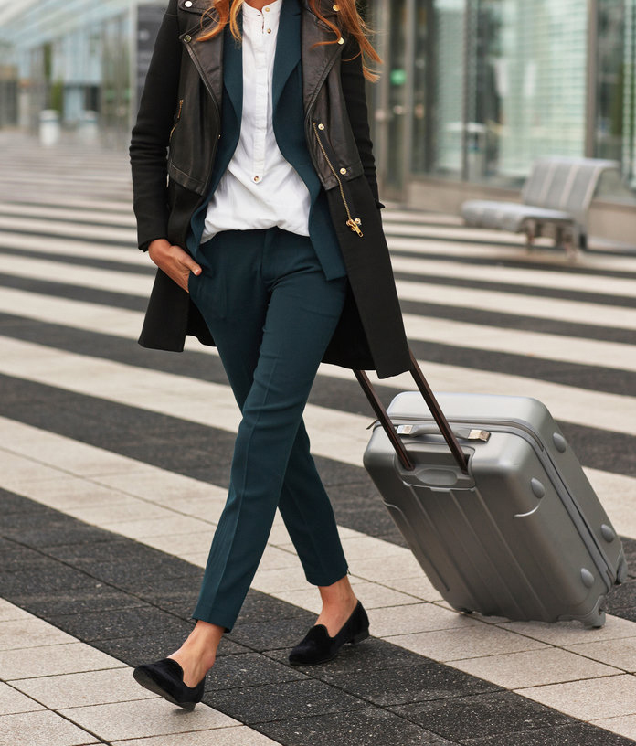 Smart Luggage that Makes Travel a Breeze