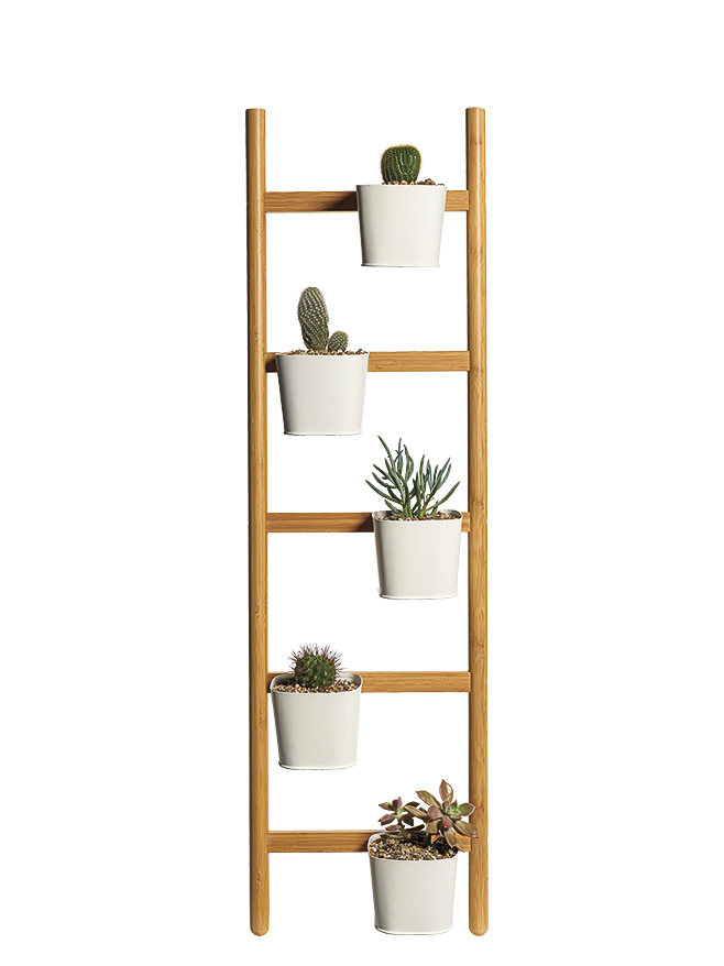 10 plant stands to amp up your decor sunset magazine for Indoor wall planters ikea