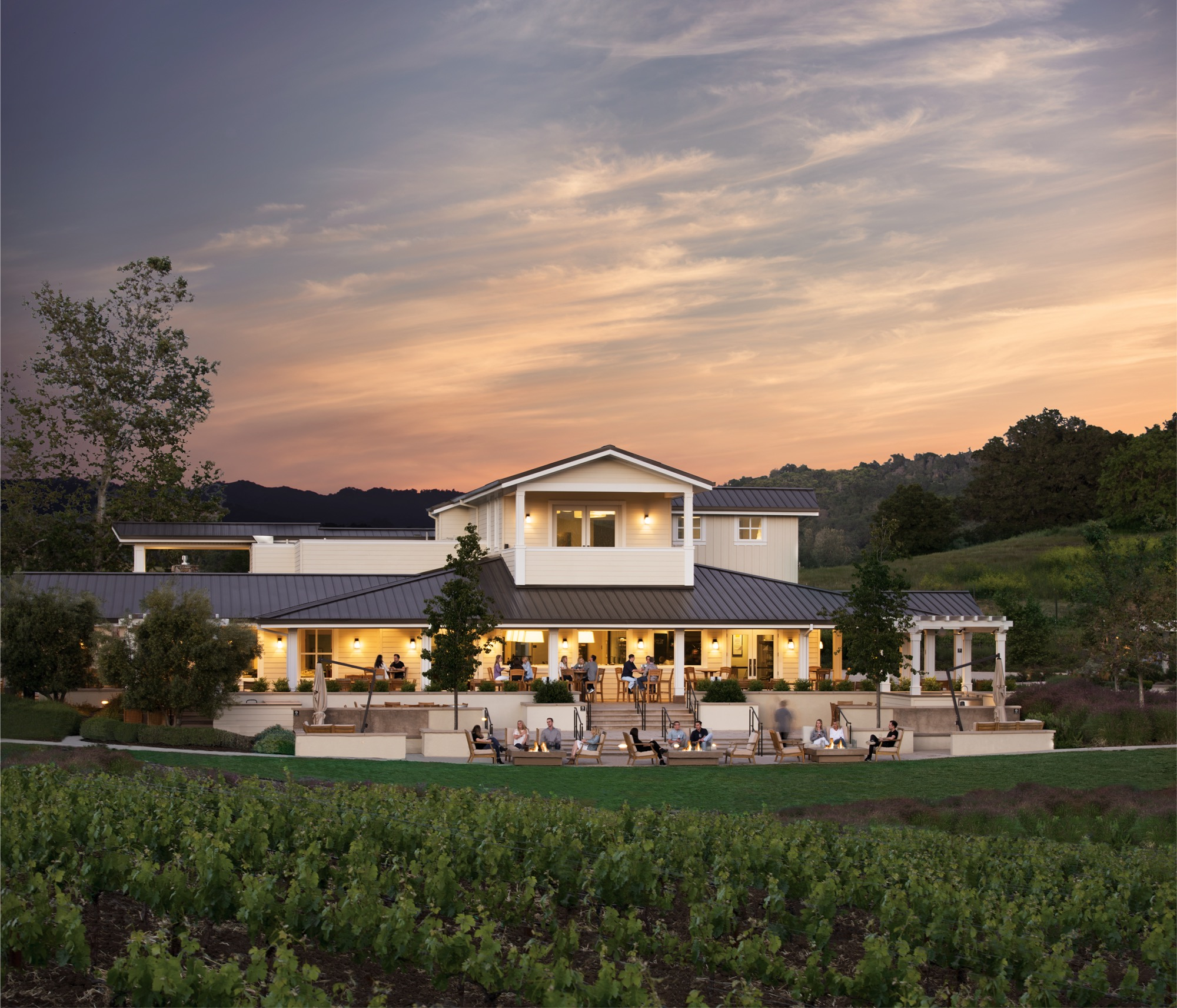 Justin Vineyards & Winery, Paso Robles