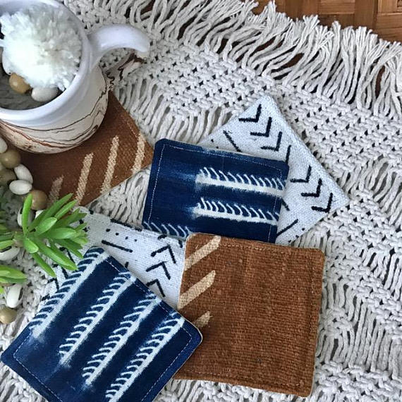 10 Flawless Ways to Decorate with Mud Cloth