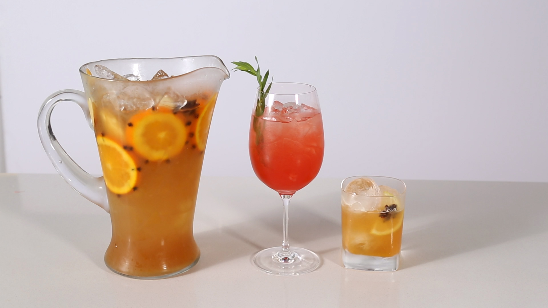 How to Make Chic Cocktail Garnishes