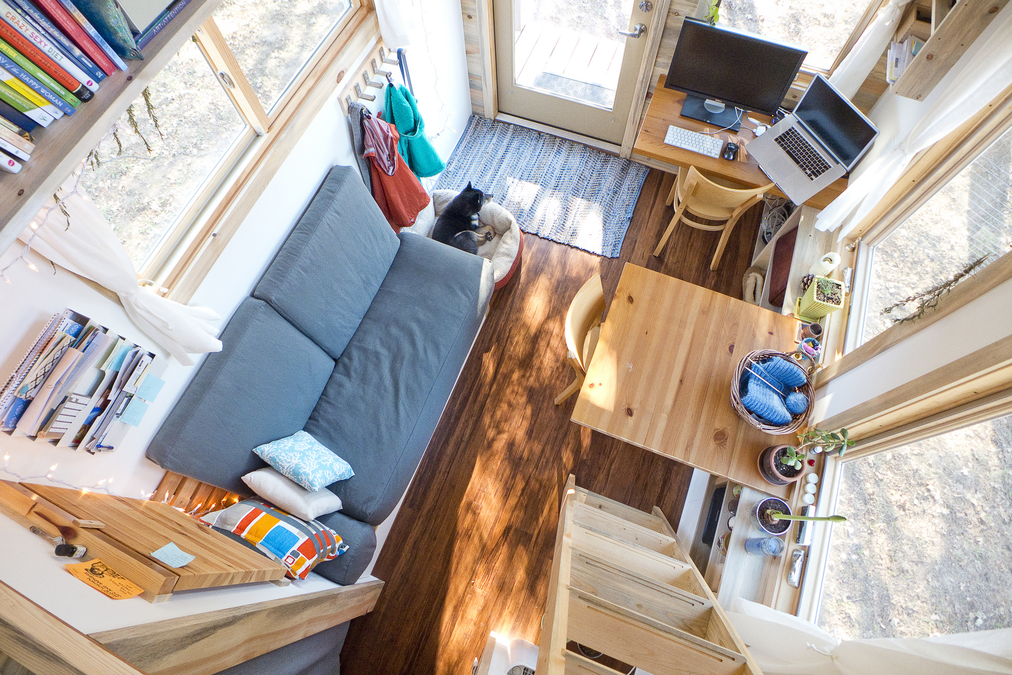 People who live in fancy tiny houses respond sunset magazine