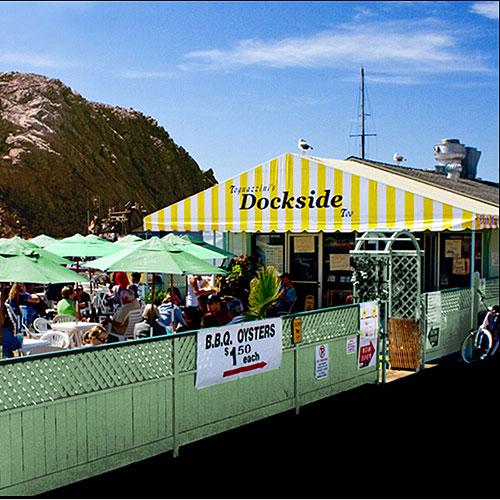 tognazzini 39 s dockside restaurant fish market sunset. Black Bedroom Furniture Sets. Home Design Ideas