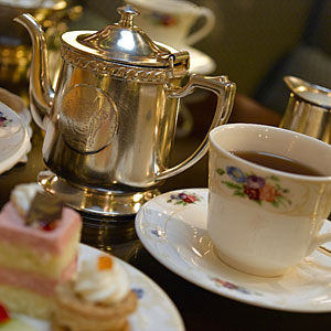 Afternoon Tea at Brown Palace Hotel