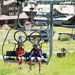 Jackson Hole Mountain Resort Bike Park