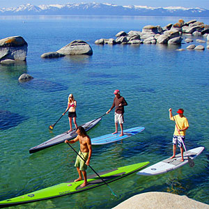 Tahoe Paddle and Oar