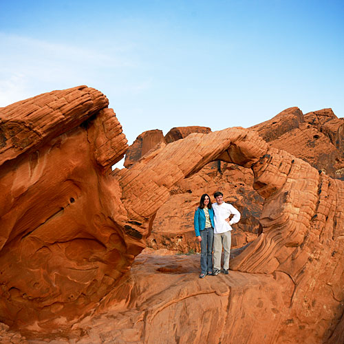 Valley Of Fire State Park Sunset Magazine