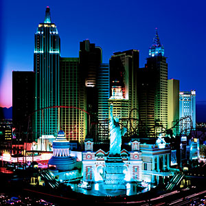 New York Las Vegas Hotel