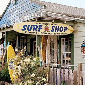 Northern Light Surf Shop