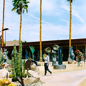 Desert Art Collection & Sculpture Garden