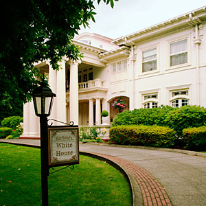 Portland's White House