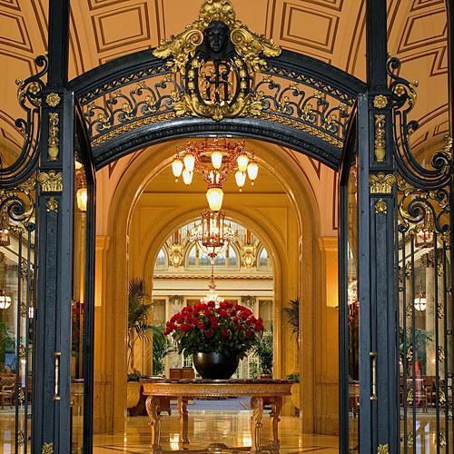 Palace Hotel Sunset Magazine