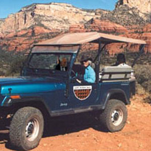 Earth Wisdom Jeep Tours - Sunset Magazine