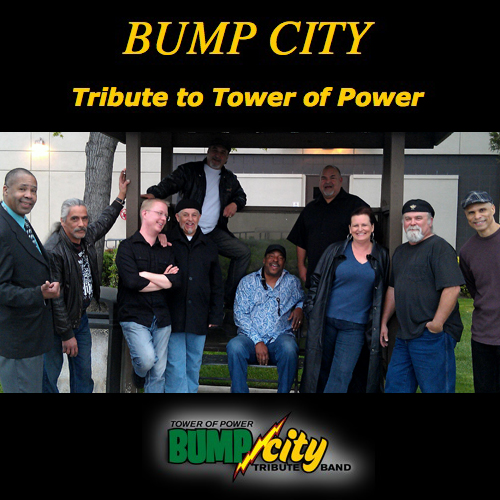 Bump City–Tower of Power Tribute Band
