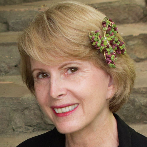 Debra Lee Baldwin, Author, Succulents Simplified, San Diego, California