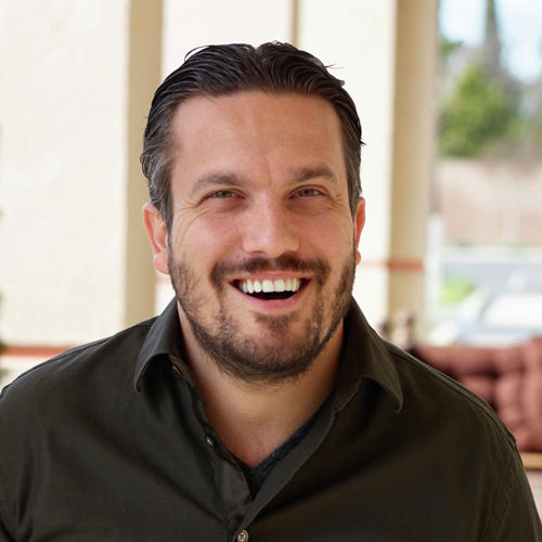 Fabio Viviani, Chef/restaurateur, author, and TV personality, Moor Park, California