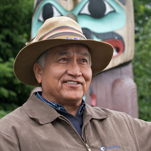 Joe Williams, Former Mayor/Tour Operator, Where The Eagle Walks, Saxman, Alaska