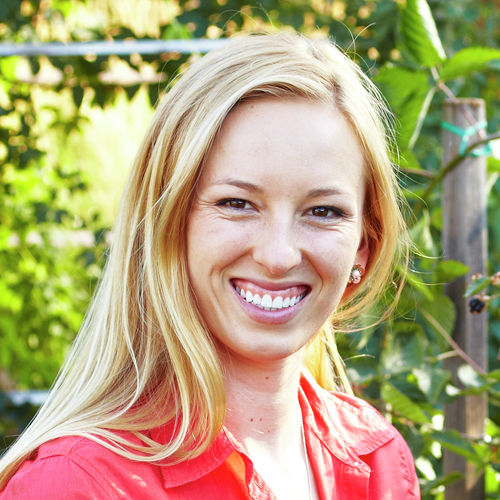 Lauren Dunec, Garden Design Assistant, Sunset magazine, Menlo Park, California