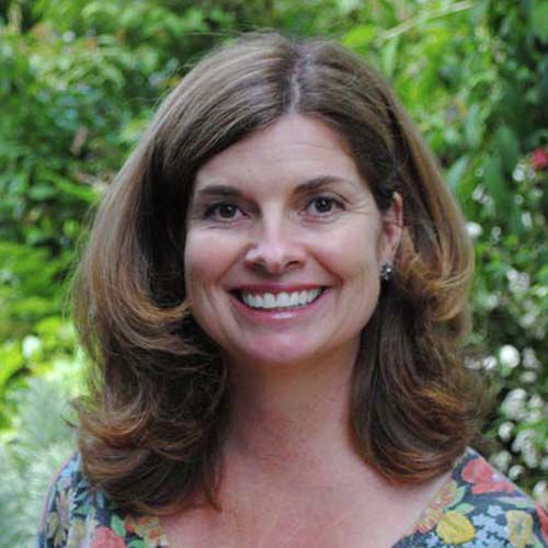 Rebecca Sweet, Garden designer/Author, Los Altos, California