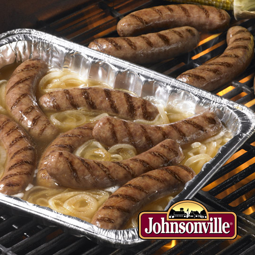 Johnsonville® Brat Hot Tub with Stout