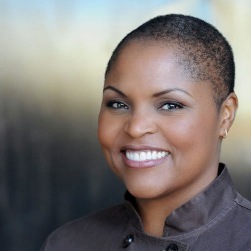 Tanya Holland, Chef/Owner, Brown Sugar Kitchen and B-Side BBQ, Author, New Soul Cooking