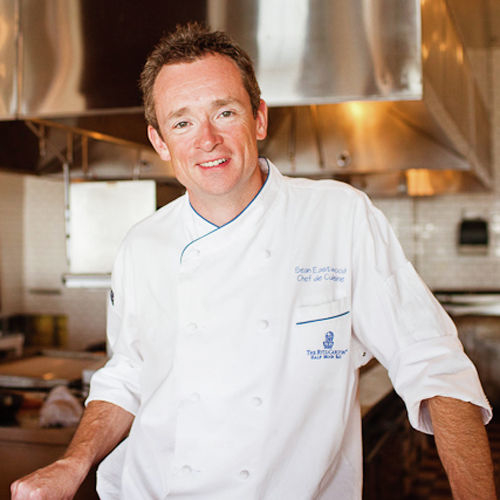 Sean Eastwood, Chef de Cuisine for Navio Restaurant at The Ritz-Carlton, Half Moon Bay