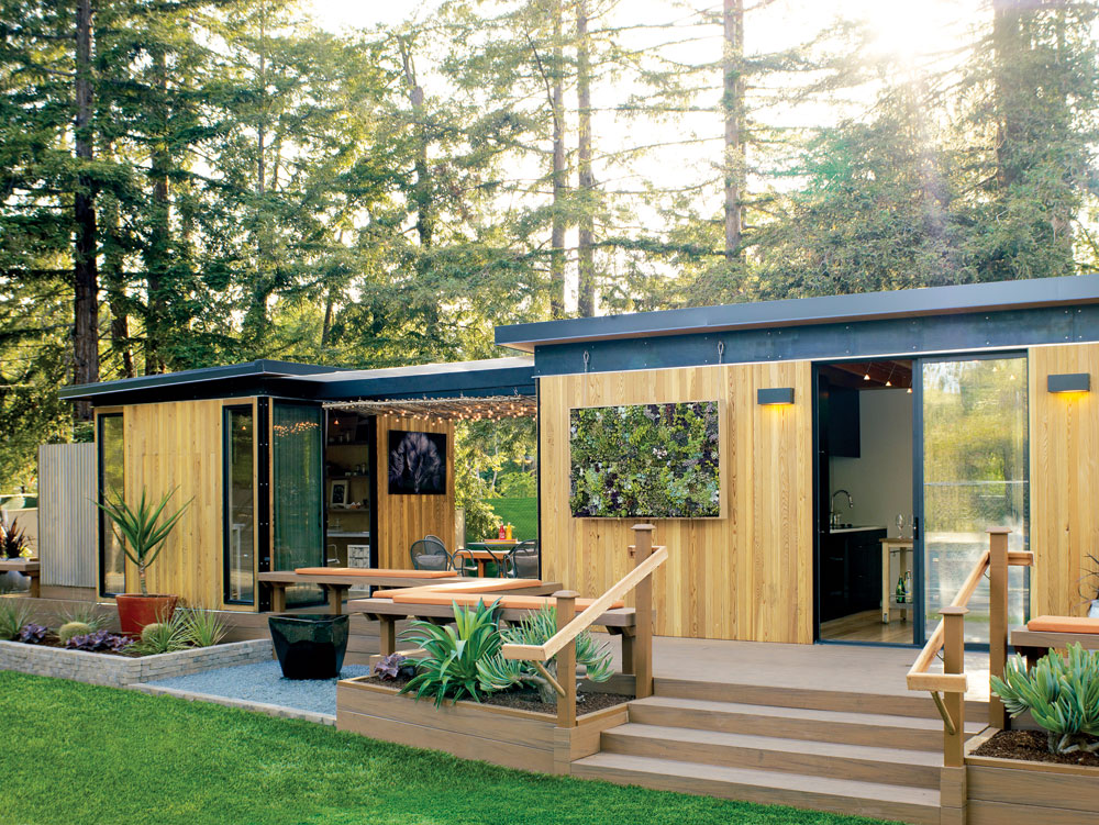 Tiny Homes for the Homeless?