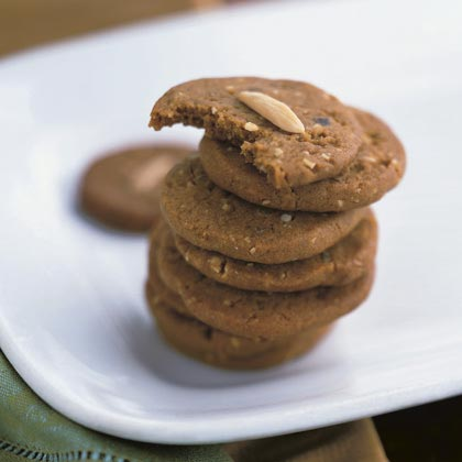 Candied Ginger-Citrus Cookies